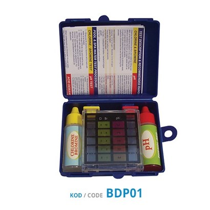 Oxygen Liquid Test Kit (3 in 1)