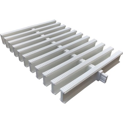 Height 33mm Overflow Gratings