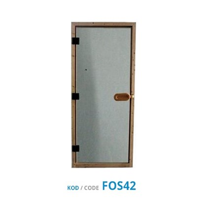 Sauna Door - Glass
