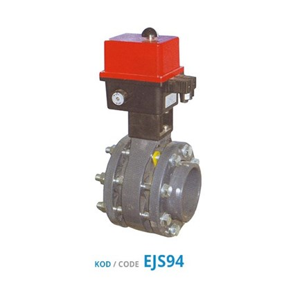 Electric Motor Butterfly Valves