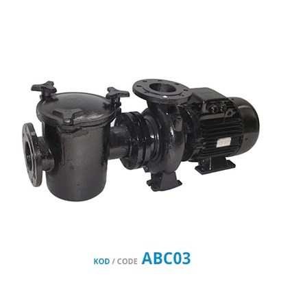 Cast Iron Pumps 4 Serie