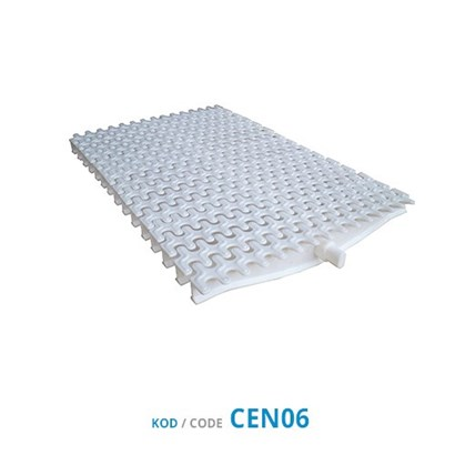 Pina Wave Pattern Single Spine Gratings