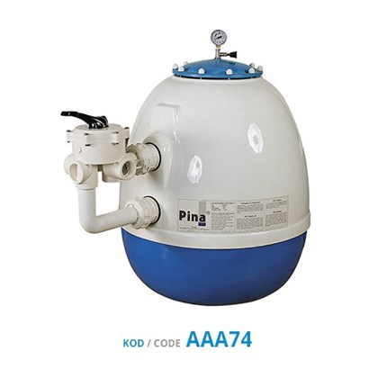 Pina Polyvinilester Mitra Series Sand Filter