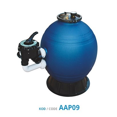 Side-Mount Plastic Sand Filters