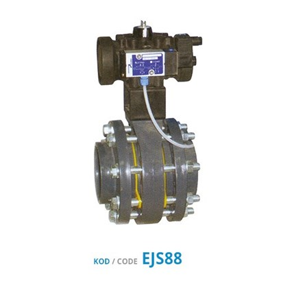 Pneumatic Actuation Butterfly Valves