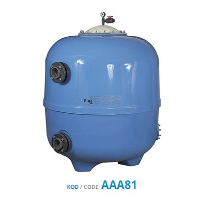 Pina Polyvinilester Murex Series Sand Filter (with collector)