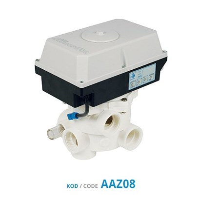Automatic Multiport Valves